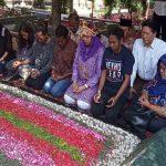 Antisipasi Corona, Area Makam Gus Dur di Jombang Ditutup Sementara