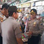 Masker Mulai Langka, Kapolres Kota Pasuruan: Jangan Menimbun