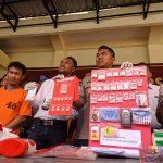 Polisi Mojokerto Tangkap 12 Tersangka Narkoba, Sebanyak Ini BB yang Disita