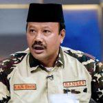 Jenazah Kasatkornas Banser Dimakamkan di Tulungagung