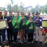 Berlangsung Meriah, Menteri PDTT Hadiri Kenduri Durian Wonosalam 2020