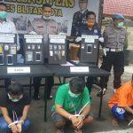 Operasi Pekat Sepekan, Polres Blitar Kota Tangkap 7 Pengedar Narkoba