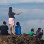 Puncak Bukit Wisata Huko Trenggalek, Negeri di Atas Awan