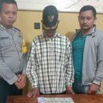 Diduga Mengecer Togel, Kakek Renta di Jombang Diringkus