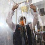 Cegah Corona, Pemprov Jatim Sediakan Room Screening dan Drive Through Disinfektan