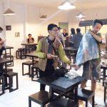 Pasar Pindang Ditegur Karena Berkerumun dan Tidak Ada Tempat Cuci Tangan
