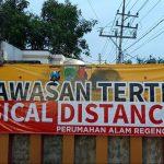 Dua Kecamatan di Pasuruan Terapkan Tertib Physical Distancing