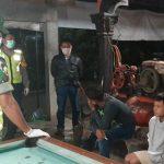 Ngotot Buka Biliar Saat Wabah Corona, Warga Kesamben Blitar Diciduk Polisi