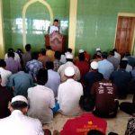 Cegah Corona, Masjid di Jember Tiadakan Karpet Saat Salat Jumat