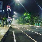 Tangkal Corona, Dua Ruas Jalan di Surabaya Ditutup