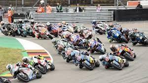 MotoGP 2020: Terjatuh, Adik Valentino Rossi, Luca Marini Gagal Naik Podium