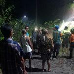 Diguyur Hujan Deras, Jalan Penghubung Desa di Blitar Kembali Tertimbun Longsor
