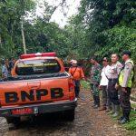 Hujan Semalaman, Tebing di Desa Plumbangan Blitar Longsor