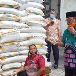Sidak, Plt Walikota Blitar Pantau Ketersediaan Stok Pangan