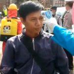 Video Razia Penyebaran Covid-19, Petugas Gabungan Cegah Warga Luar Singgah di Blitar