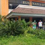Rusunawa Semeru di Kota Probolinggo Dibiarkan Tak Terawat