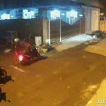 Terekam CCTV, Empat Komplotan Curanmor Satroni Rumah Kos di Mojokerto