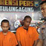 Cabuli Gadis Blitar di Tulungagung, Kuli Bangunan Asal Malang Dibui Polisi