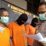Perempuan Pengguna Sekaligus Pengedar Sabu-sabu di Kota Probolinggo Ditangkap