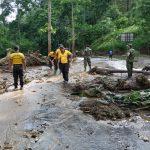 Terdampak Banjir Bandang, Wisata Roro Kuning Nganjuk Ditutup Sementara