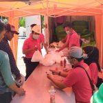 Ratusan Warga Jombang, Antre Operasi Pasar Gula Murah