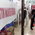 Diekspor ke China, Masker di Lamongan Langka