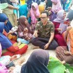 Duduk Lesehan Bersama, Bupati Pamekasan Dengar Curhatan Emak-emak