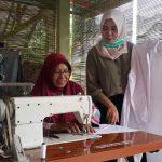 Peduli Tim Penanganan Covid-19, Komunitas di Kota Probolinggo Produksi APD