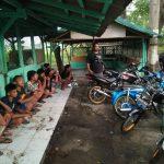 Belasan Pebalap Liar di Pasuruan, Diantaranya Pelajar Diamankan
