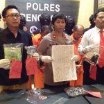 Empat Penjudi Online dan Konvensional di Trenggalek Diringkus Polisi, Satu Buron