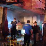Lupa Matikan Kompor, Cafe di Tulungagung Terbakar