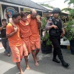 Melawan, Komplotan Pencuri Truk di Nganjuk, Ditembak Polisi