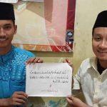Tujuh Kaligrafer Indonesia Menang Lomba di Irak, Dua Orang Asal Jombang