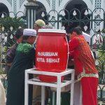 Tangkal Corona, Pemkot Pasuruan Sediakan 140 Fasilitas Pencuci Tangan