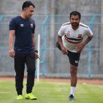 Pemain Madura United Fandry Imbiri Pulih dari Cindera