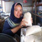 Harga Gula Pasir di Pasar Tradisional Pamekasan Tembus Rp 18 Ribu