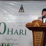 Imam Masjid Istiqlal: Gus Sholah Seorang Manajer Hebat
