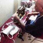 Cegah Penularan Corona, Warga Binaan Lapas Lamongan Produksi Masker Sendiri