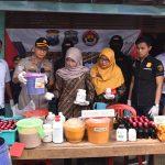 Polisi Bongkar Produksi Jamu Tradisional Ilegal di Lamongan