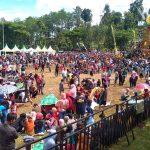 KenDuren Wonosalam Jombang 2020 Sepi Pengunjung