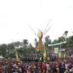 Kenduri Durian Jombang, Oknum Panitia Halangi Wartawan Meliput