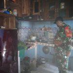 Tabung Kompor Gas Meledak, Dapur Rumah di Tulungagung Terbakar