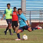 Madura United Seleksi Putra Daerah di Stadion Pamekasan