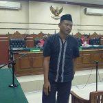 Didakwa Korupsi Rp 1,2 M, Mantan Bendahara KPU Lamongan Diadili di Pengadilan Tipikor Surabaya