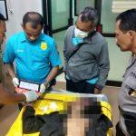 Heboh, Penemuan Mayat dengan Luka Berdarah di Tanggul Brantas Jombang