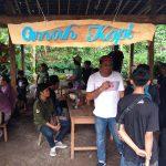 Wow, Warga Kampung Adat Segunung Jombang Gelar Ngopi Gratis 2020 Cangkir