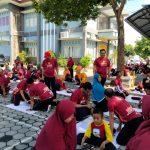 Ratusan Warga Situbondo, Diberi Pelatihan BHD