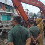 Eksekusi 21 Bangunan di Pertokoan Jompo Ditargetkan Rampung Empat Hari