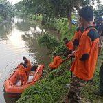 Diduga Jadi Korban Pembunuhan dan Dibuang ke Sungai, Basarnas Lakukan Penyisiran Sungai