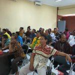 Petani di Lamongan Pelajari Pupuk Organik, Lewat Teleconference